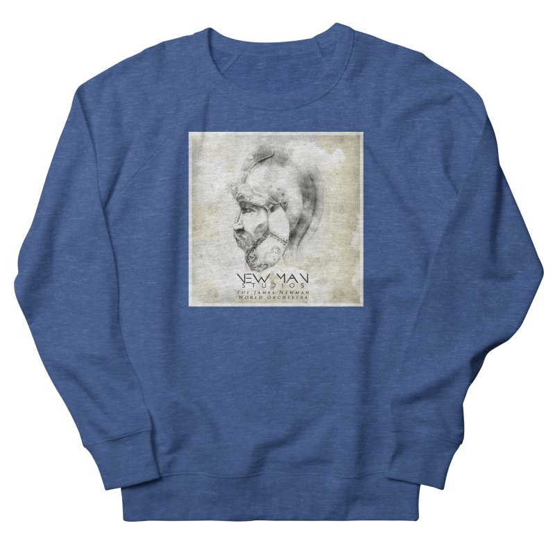 New Man Studios World Orchestra Men's Sweatshirt by NewManStudios's Artist Shop