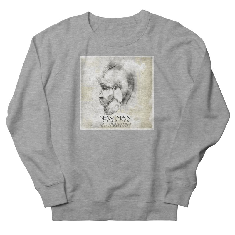 New Man Studios World Orchestra Men's French Terry Sweatshirt by NewManStudios's Artist Shop