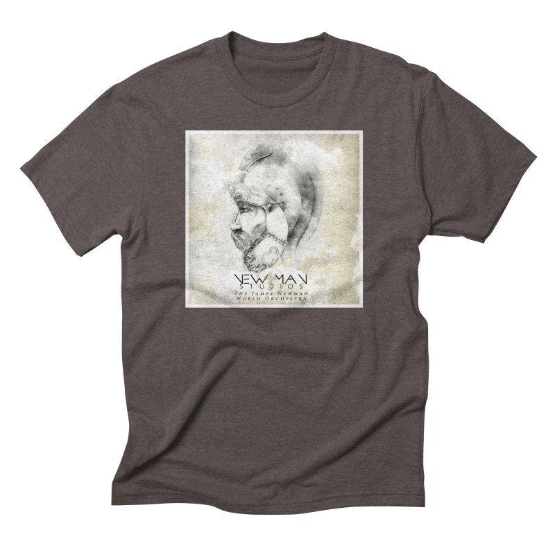 New Man Studios World Orchestra Men's Triblend T-Shirt by NewManStudios's Artist Shop