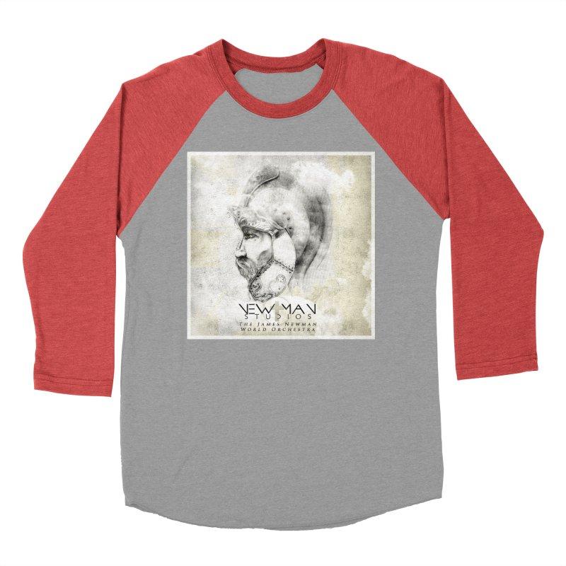 New Man Studios World Orchestra Men's Baseball Triblend T-Shirt by NewManStudios's Artist Shop