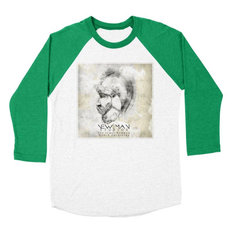 New Man Studios World Orchestra Men's Baseball Triblend Longsleeve T-Shirt by NewManStudios's Artist Shop