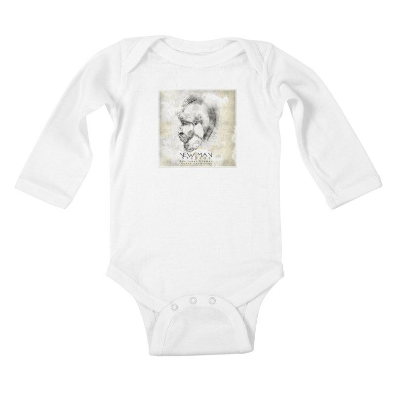 New Man Studios World Orchestra Kids Baby Longsleeve Bodysuit by NewManStudios's Artist Shop