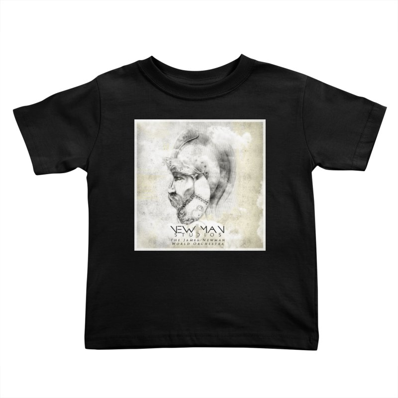 New Man Studios World Orchestra Kids Toddler T-Shirt by NewManStudios's Artist Shop