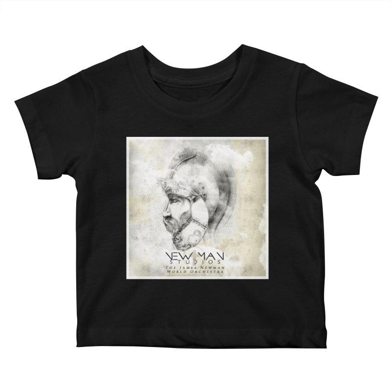New Man Studios World Orchestra Kids Baby T-Shirt by NewManStudios's Artist Shop