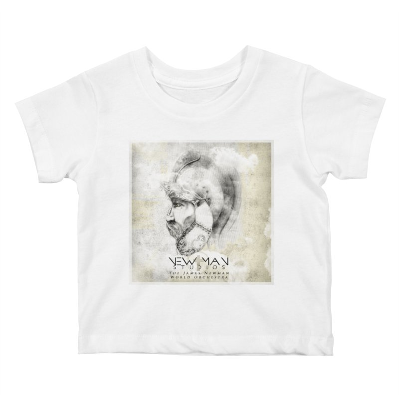 New Man Studios World Orchestra Kids Baby T-Shirt by NewManStudios's Artist Shop