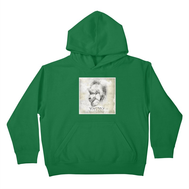 New Man Studios World Orchestra Kids Pullover Hoody by NewManStudios's Artist Shop