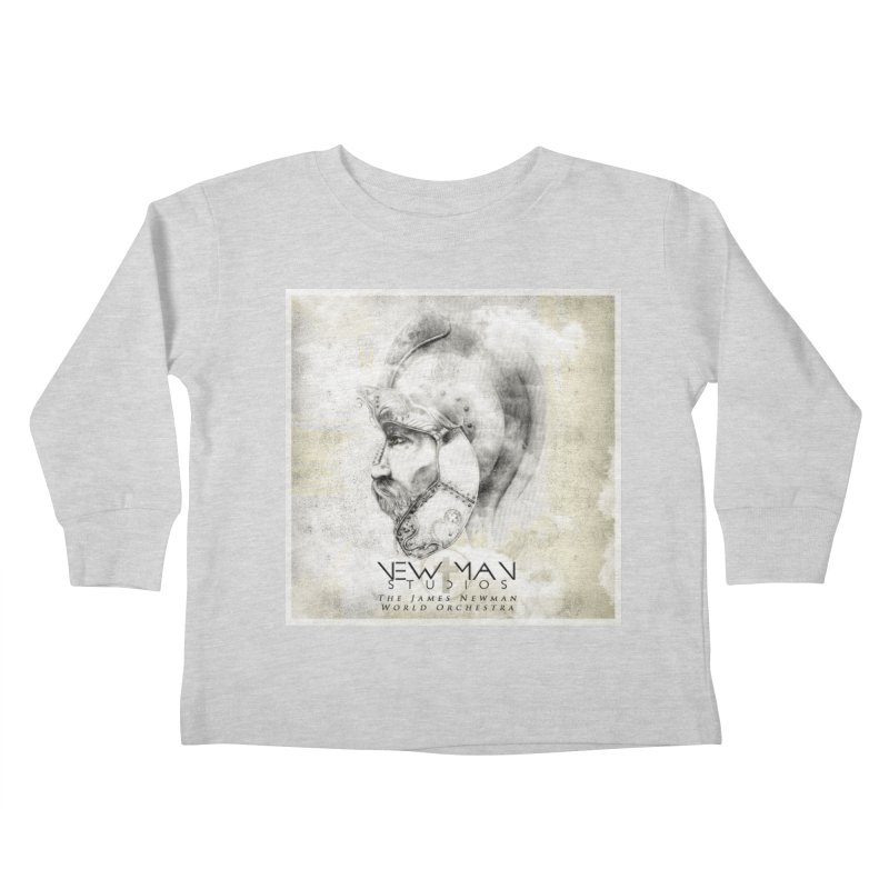 New Man Studios World Orchestra Kids Toddler Longsleeve T-Shirt by NewManStudios's Artist Shop