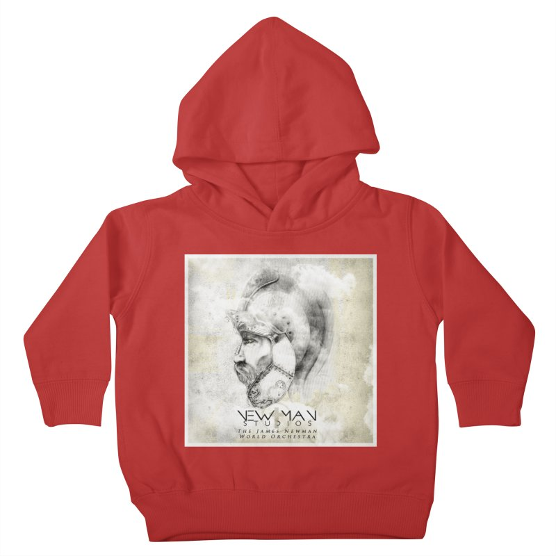 New Man Studios World Orchestra Kids Toddler Pullover Hoody by NewManStudios's Artist Shop