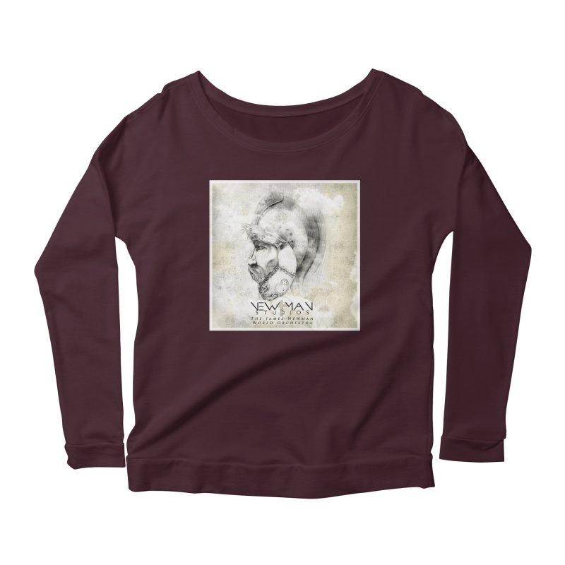 New Man Studios World Orchestra Women's Scoop Neck Longsleeve T-Shirt by NewManStudios's Artist Shop