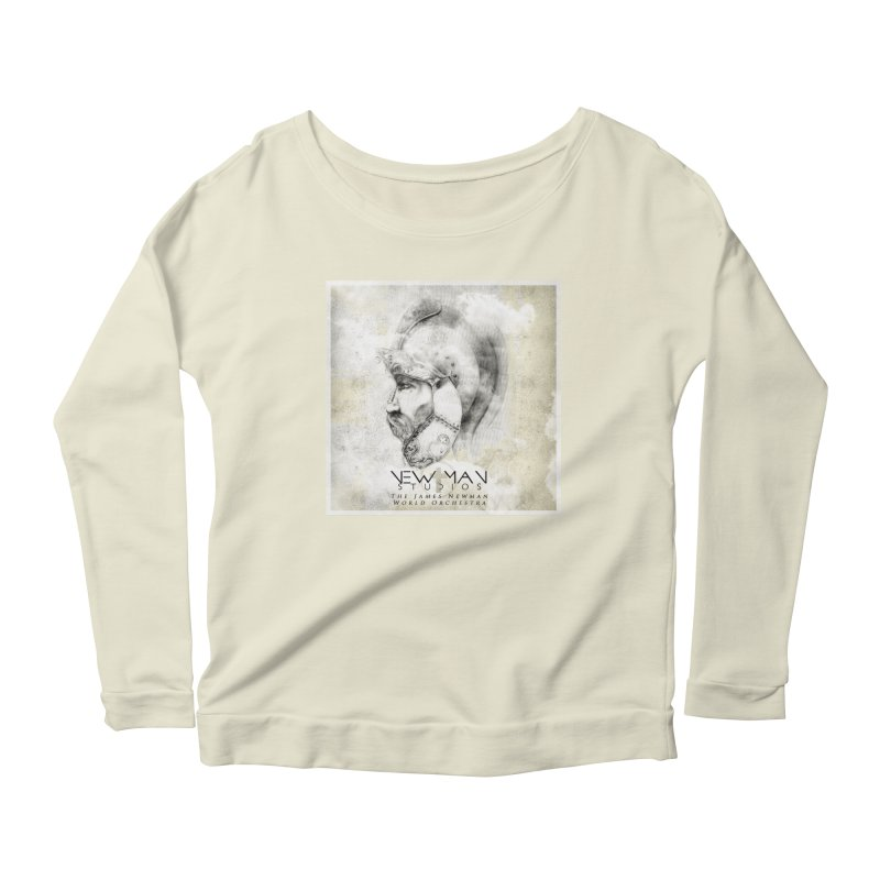 New Man Studios World Orchestra Women's Scoop Neck Longsleeve T-Shirt by NewManStudios's Artist Shop