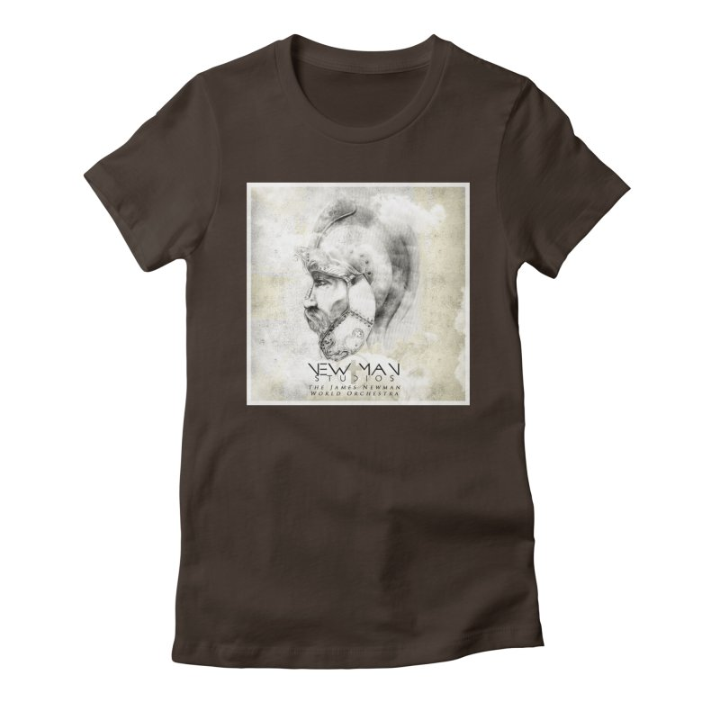 New Man Studios World Orchestra Women's Fitted T-Shirt by NewManStudios's Artist Shop