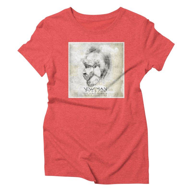 New Man Studios World Orchestra Women's Triblend T-Shirt by NewManStudios's Artist Shop