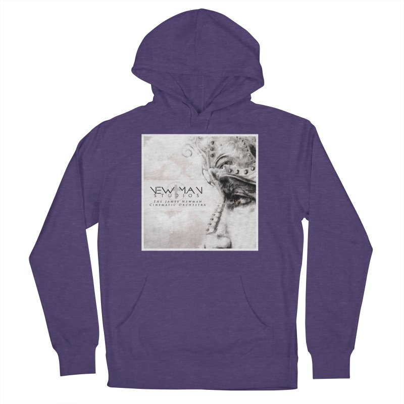 New Man Studios Cinematic Orchestra Women's French Terry Pullover Hoody by NewManStudios's Artist Shop
