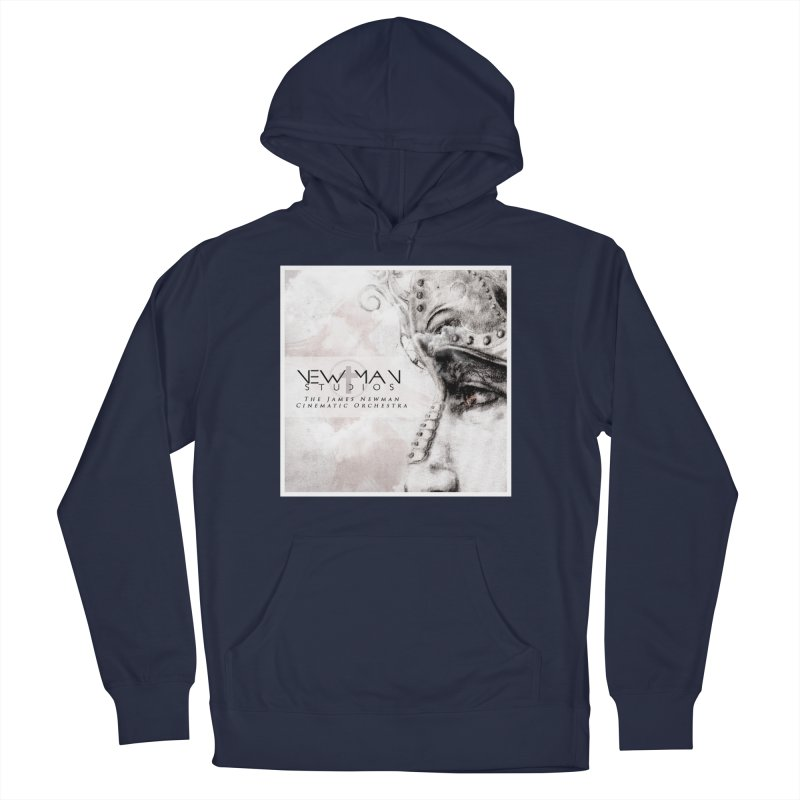 New Man Studios Cinematic Orchestra Men's French Terry Pullover Hoody by NewManStudios's Artist Shop