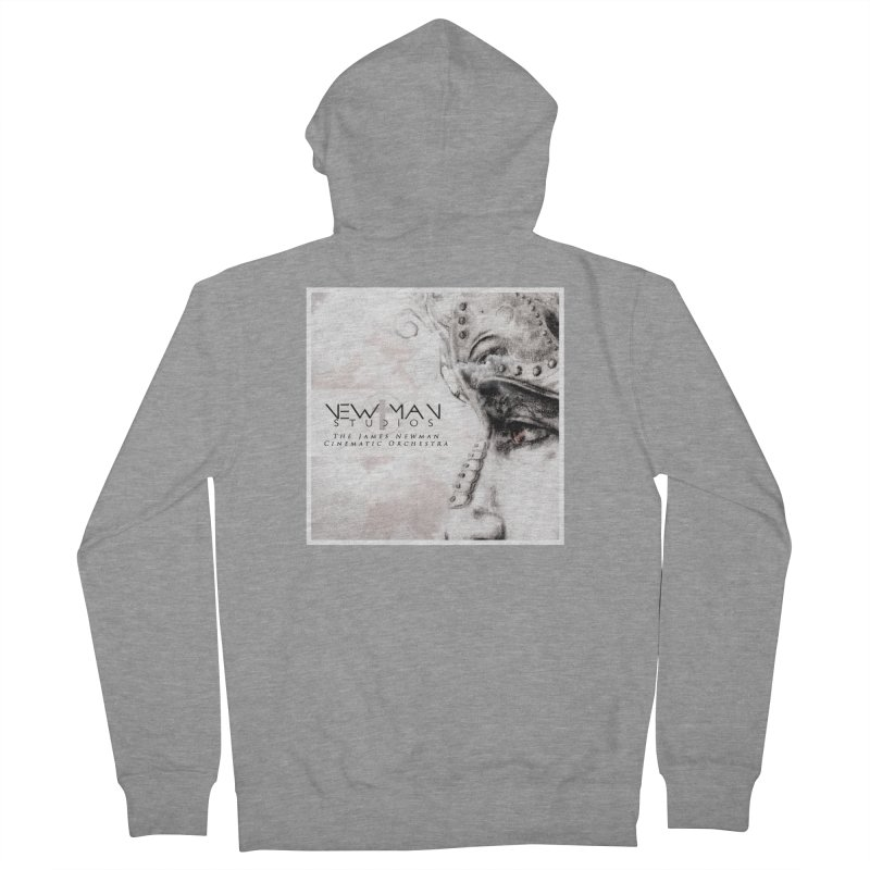 New Man Studios Cinematic Orchestra Women's French Terry Zip-Up Hoody by NewManStudios's Artist Shop