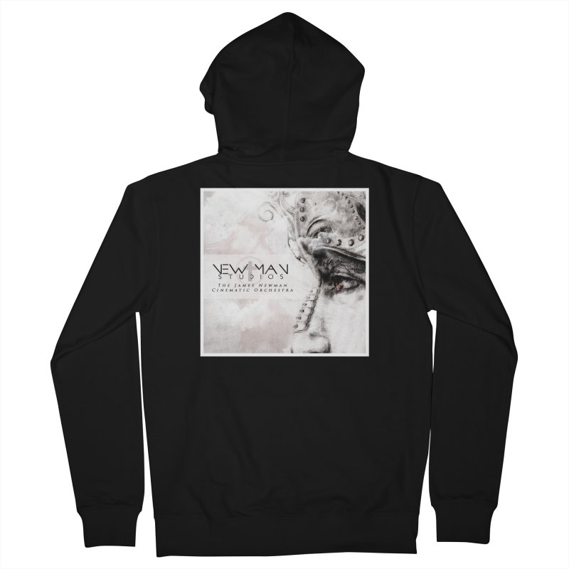 New Man Studios Cinematic Orchestra Women's Zip-Up Hoody by NewManStudios's Artist Shop