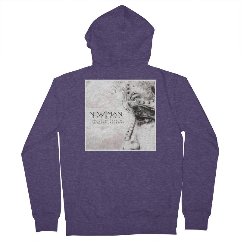 New Man Studios Cinematic Orchestra Men's French Terry Zip-Up Hoody by NewManStudios's Artist Shop