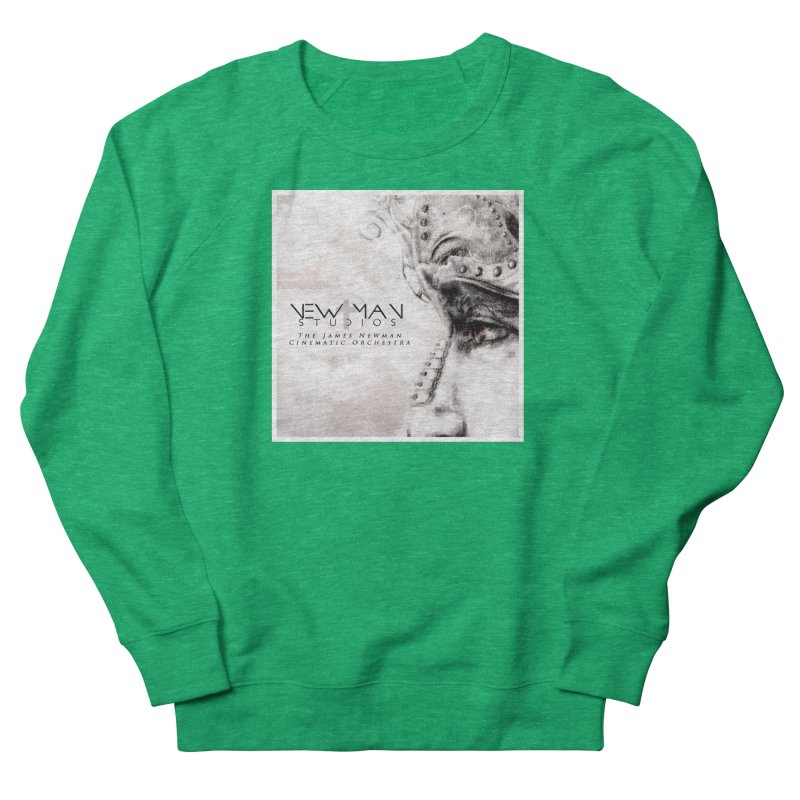 New Man Studios Cinematic Orchestra Men's French Terry Sweatshirt by NewManStudios's Artist Shop