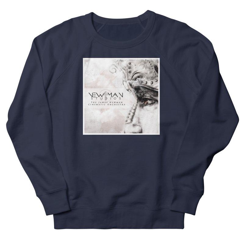New Man Studios Cinematic Orchestra Men's French Terry Sweatshirt by NewManStudios's Artist Shop
