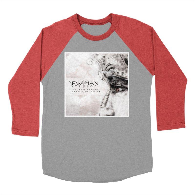 New Man Studios Cinematic Orchestra Men's Baseball Triblend T-Shirt by NewManStudios's Artist Shop