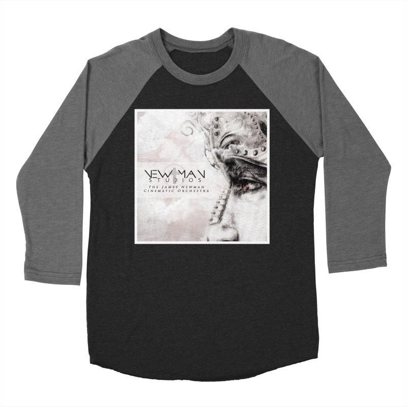 New Man Studios Cinematic Orchestra Men's Baseball Triblend Longsleeve T-Shirt by NewManStudios's Artist Shop