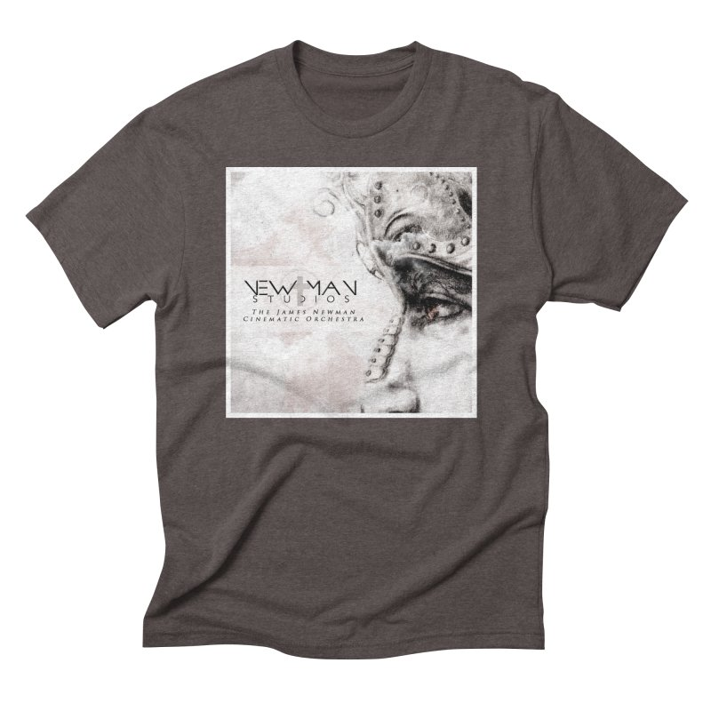 New Man Studios Cinematic Orchestra Men's Triblend T-shirt by NewManStudios's Artist Shop