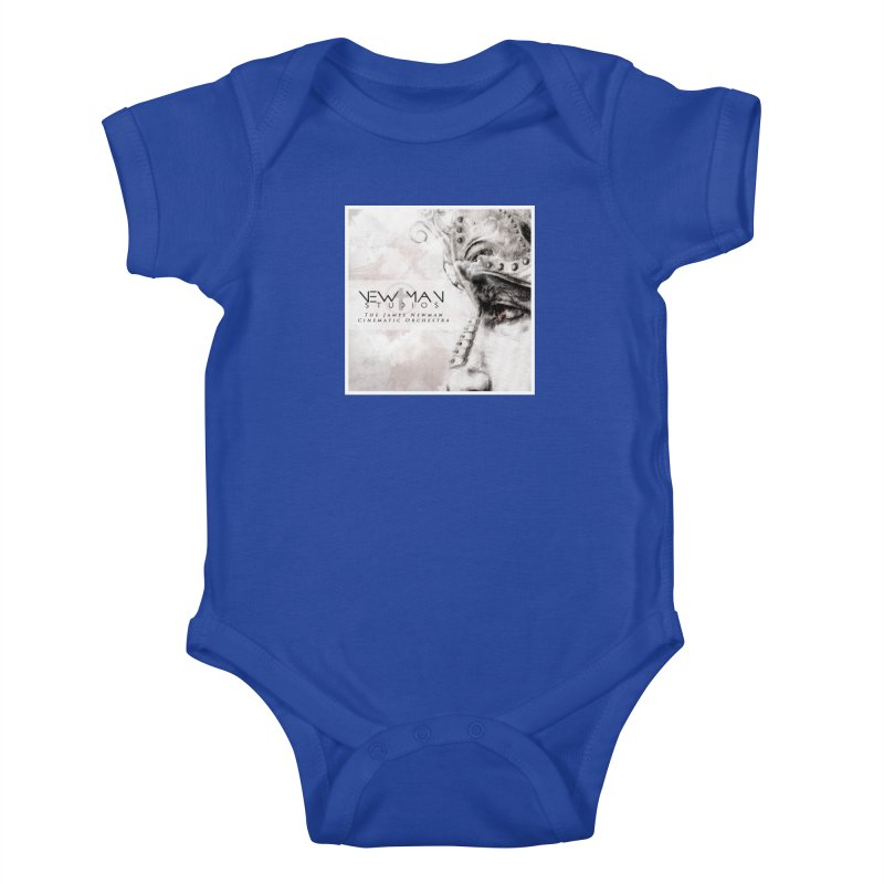 New Man Studios Cinematic Orchestra Kids Baby Bodysuit by NewManStudios's Artist Shop