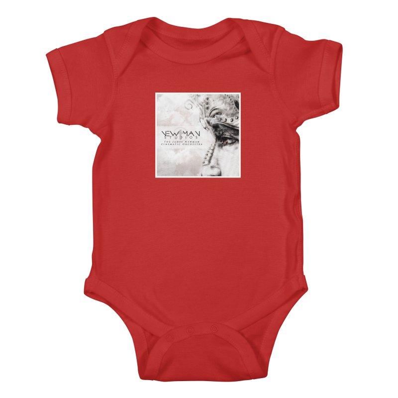 New Man Studios Cinematic Orchestra Kids Baby Bodysuit by NewManStudios's Artist Shop