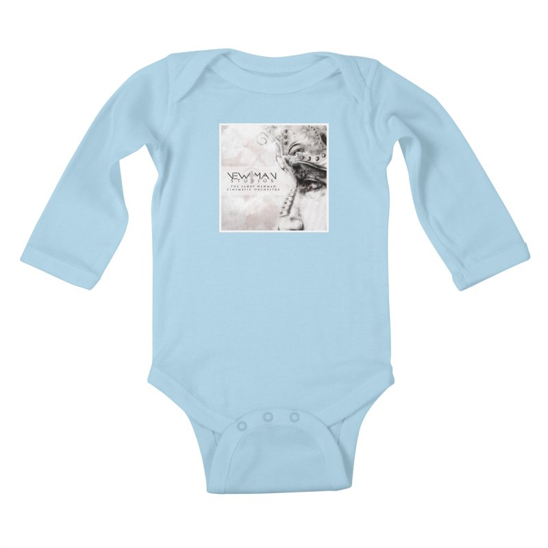 New Man Studios Cinematic Orchestra Kids Baby Longsleeve Bodysuit by NewManStudios's Artist Shop
