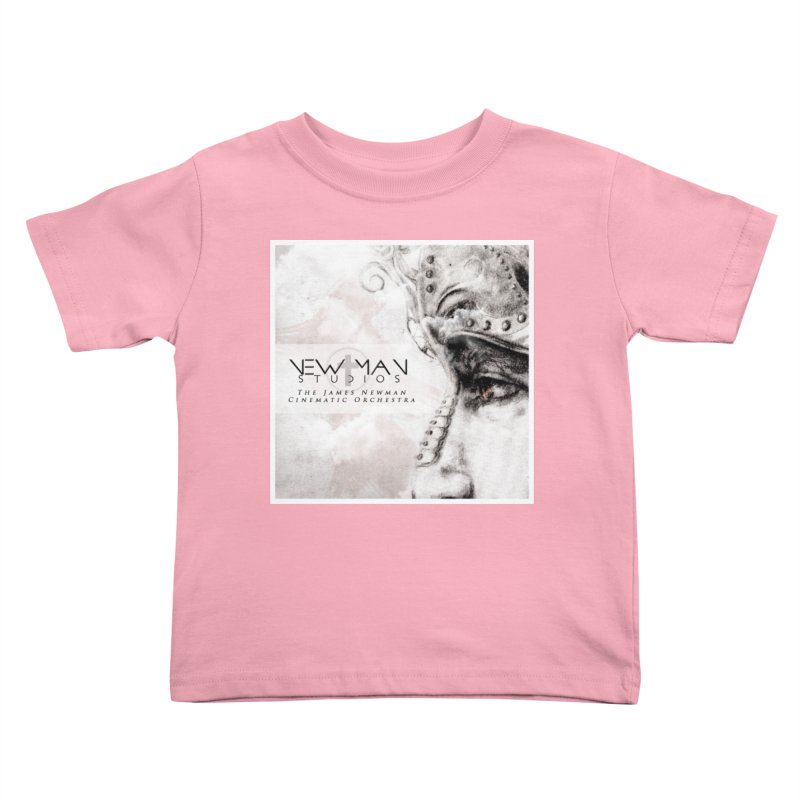 New Man Studios Cinematic Orchestra Kids Toddler T-Shirt by NewManStudios's Artist Shop