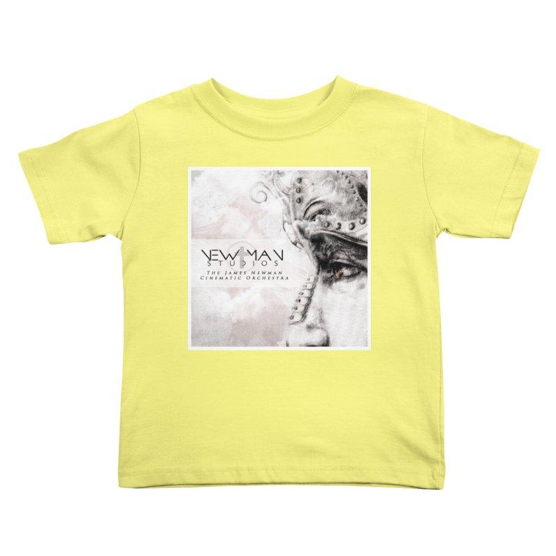 New Man Studios Cinematic Orchestra Kids Toddler T-Shirt by NewManStudios's Artist Shop
