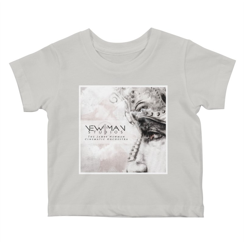 New Man Studios Cinematic Orchestra Kids Baby T-Shirt by NewManStudios's Artist Shop