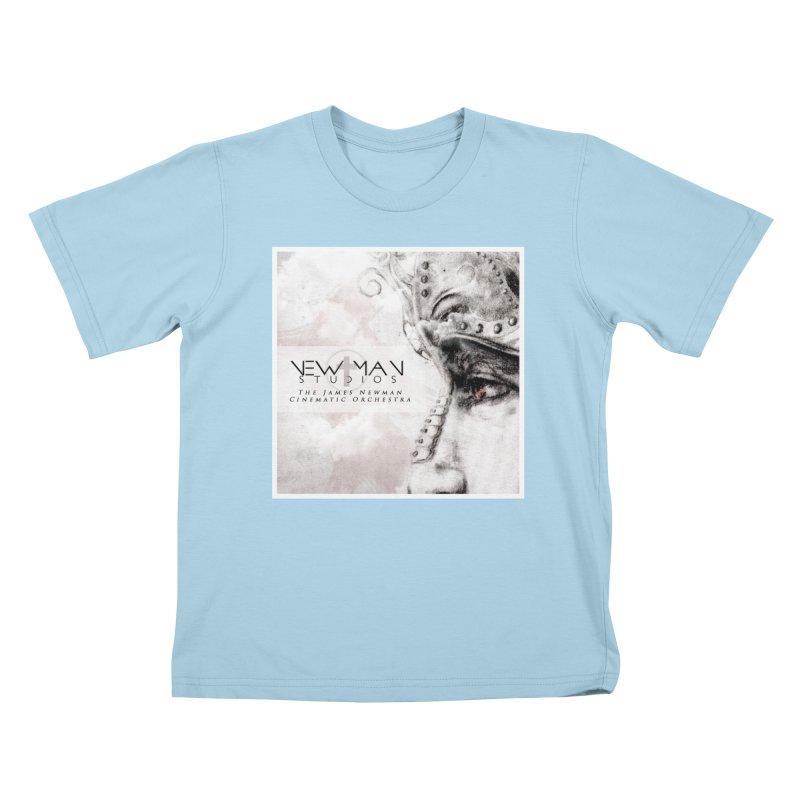 New Man Studios Cinematic Orchestra Kids T-Shirt by NewManStudios's Artist Shop