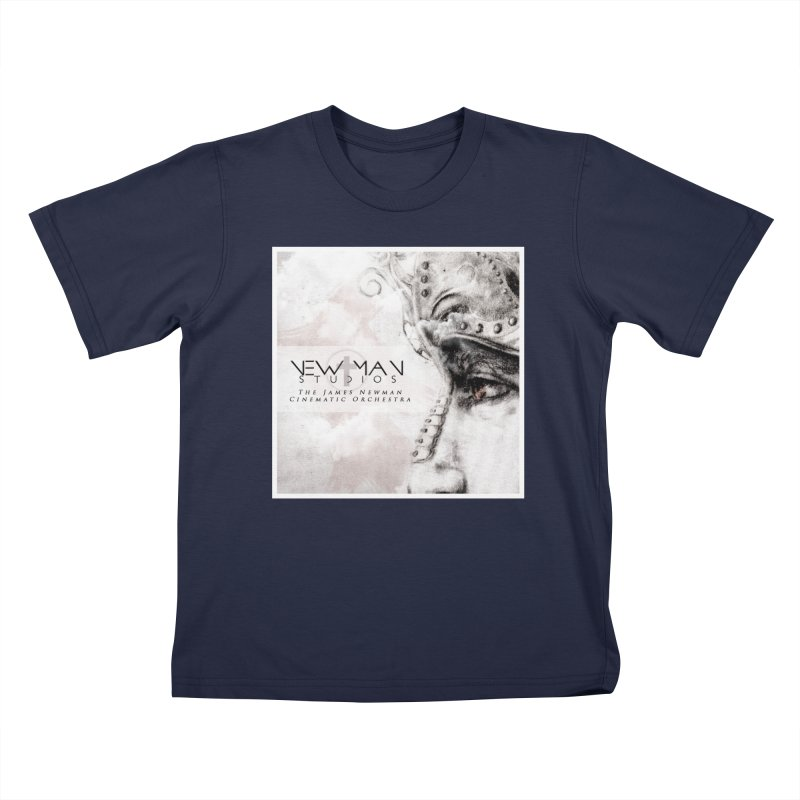 New Man Studios Cinematic Orchestra Kids T-Shirt by NewManStudios's Artist Shop