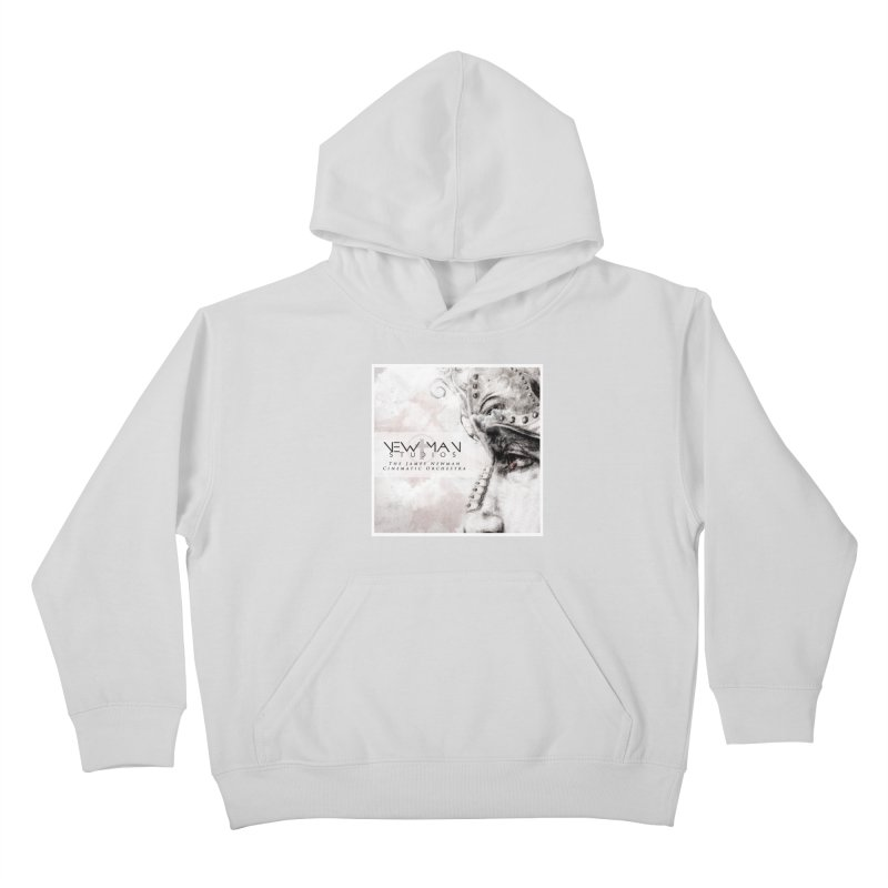 New Man Studios Cinematic Orchestra Kids Pullover Hoody by NewManStudios's Artist Shop