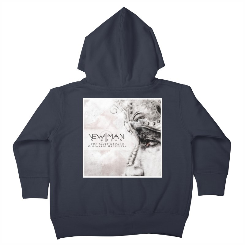 New Man Studios Cinematic Orchestra Kids Toddler Zip-Up Hoody by NewManStudios's Artist Shop