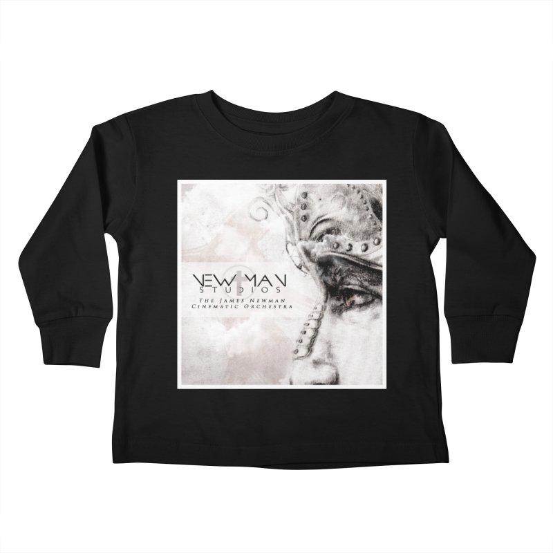 New Man Studios Cinematic Orchestra Kids Toddler Longsleeve T-Shirt by NewManStudios's Artist Shop