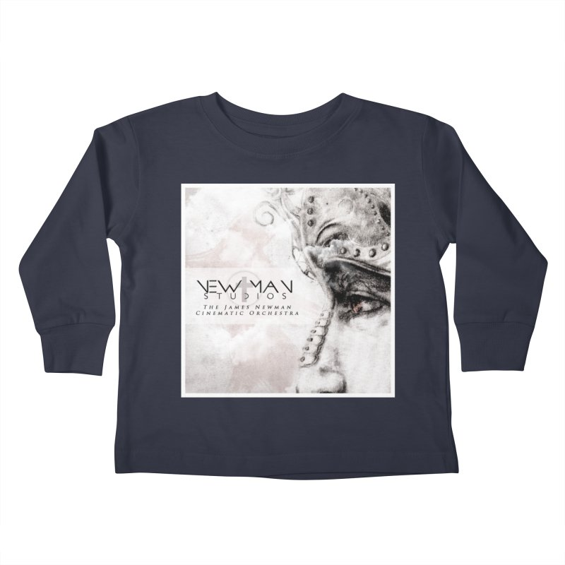 New Man Studios Cinematic Orchestra Kids Toddler Longsleeve T-Shirt by NewManStudios's Artist Shop