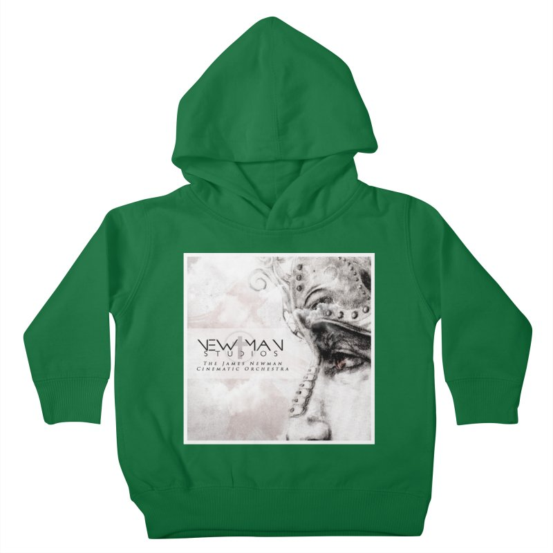 New Man Studios Cinematic Orchestra Kids Toddler Pullover Hoody by NewManStudios's Artist Shop