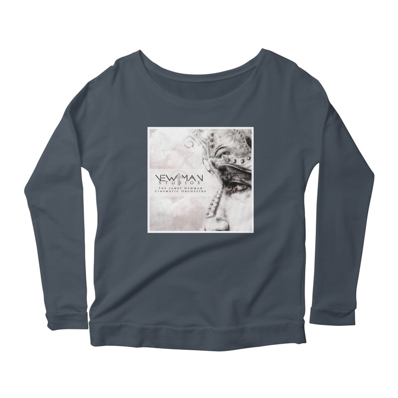 New Man Studios Cinematic Orchestra Women's Longsleeve Scoopneck  by NewManStudios's Artist Shop