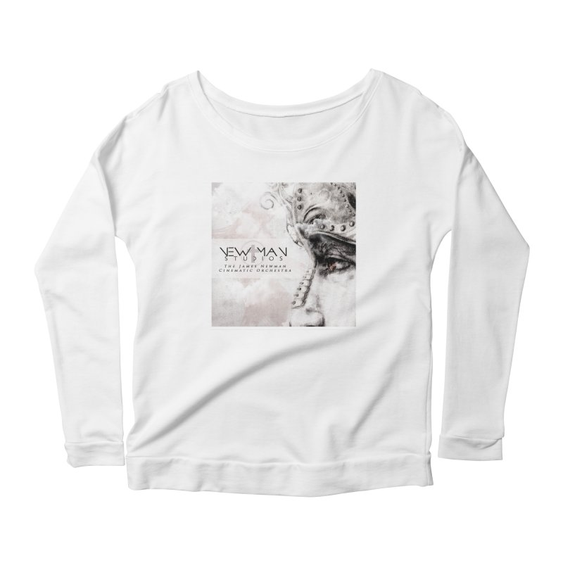 New Man Studios Cinematic Orchestra Women's Scoop Neck Longsleeve T-Shirt by NewManStudios's Artist Shop