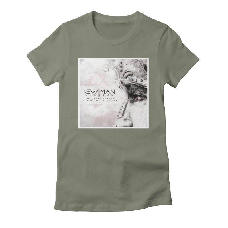 New Man Studios Cinematic Orchestra Women's Fitted T-Shirt by NewManStudios's Artist Shop