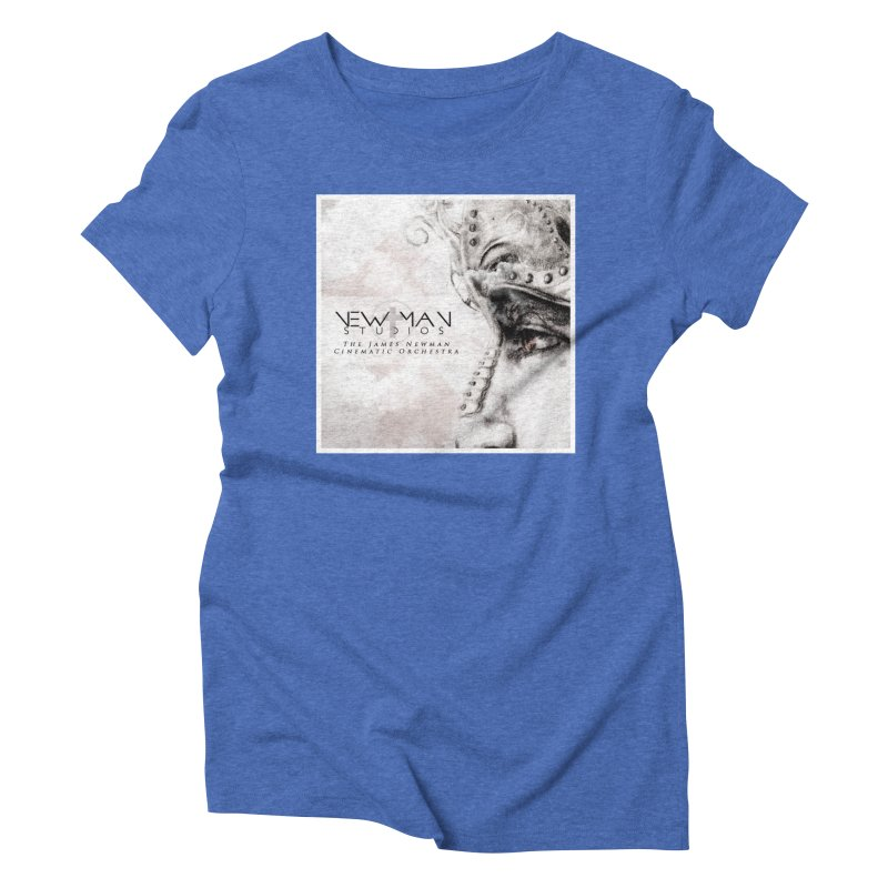 New Man Studios Cinematic Orchestra Women's Triblend T-Shirt by NewManStudios's Artist Shop