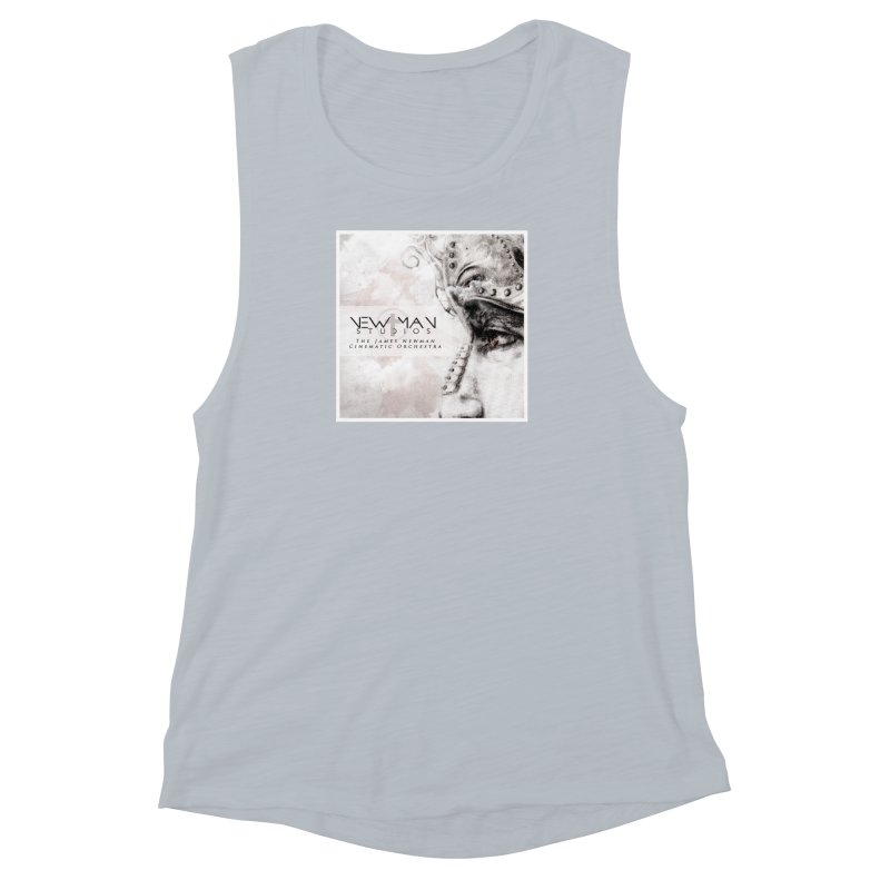 New Man Studios Cinematic Orchestra Women's Muscle Tank by NewManStudios's Artist Shop