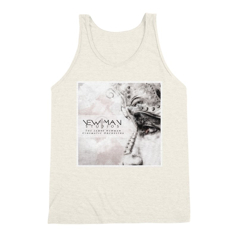New Man Studios Cinematic Orchestra Men's Triblend Tank by NewManStudios's Artist Shop