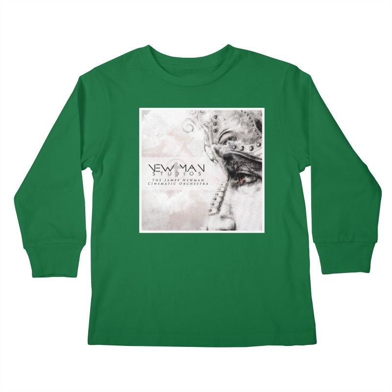 New Man Studios Cinematic Orchestra Kids Longsleeve T-Shirt by NewManStudios's Artist Shop