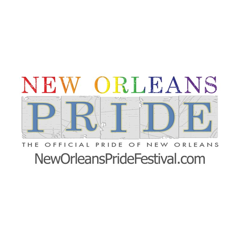 New Orleans Pride Logo ™ Women's Zip-Up Hoody by New Orleans Pride