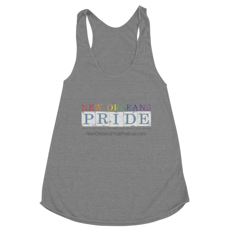 New Orleans Pride Logo ™ Women's Tank by New Orleans Pride