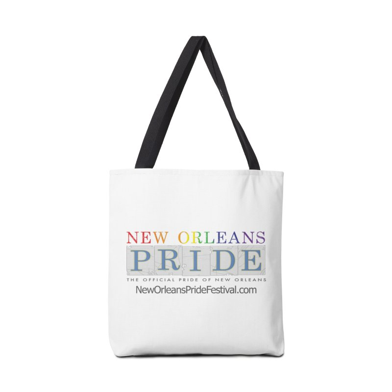 New Orleans Pride Logo ™ Accessories Bag by New Orleans Pride