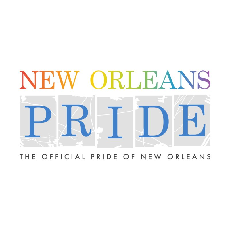 2017 logo items Women's Tank by New Orleans Pride
